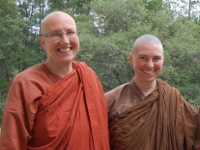 One Day Retreat: The Courageous Heart with Ayya Anandabodhi & Ven. Canda