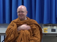"Dhamma Talk: ""Forgiveness and Compassion"""